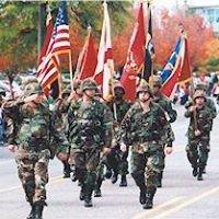 Bakersfield Post 26 Veterans Day Parade