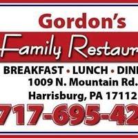 Gordon's Family Restaurant