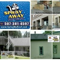 SPRAY AWAY SoftWash Roof and Exterior Cleaning