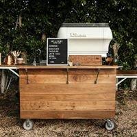 Welcome Coffee Cart