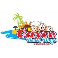 Cayce Beach Bingo