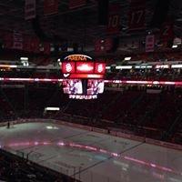 RBC Center-Carolina Hurricanes Hockey