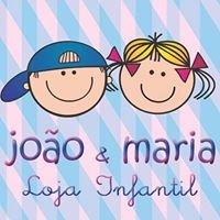 "João & Maria "" Loja Infantil """