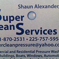 Super Clean Services LLC.