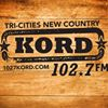 Tri-Cities New Country 102.7 KORD