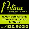 Patina Concrete
