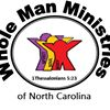 Whole Man Ministries of NC