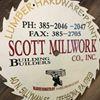 Scott Millwork Co., Inc.