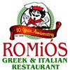 Romio's Greek & Italian Restaurant