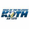 AM 1370 KDTH...The Voice of the Tri-States!