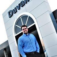Seth Pitts at Duvall Automotive Group