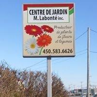 Centre Jardin M. Labonté Inc.