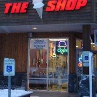 the icecream shop