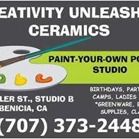 Creativity Unleashed Ceramics