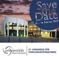 Kongress für Familienunternehmen am 16./ 17. Februar 2018
