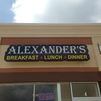Alexander's / Lett's Eat Out