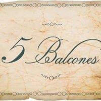 Taller 5 balcones