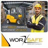 WORK SAFE Training - Forklift Training & JOBS