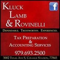 Kluck Lamb & Rovinelli LLP