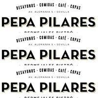 Cafetería Pepa Pilares
