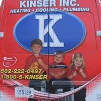 Kinser & Kinser Inc