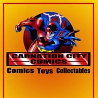 Carnation City Comics