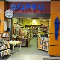 Dejavu Books is closed and will not reopen