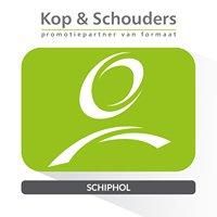 Kop & Schouders Schiphol