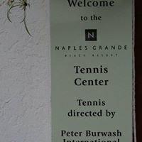 Tennis at the Naples Grande Beach Resort