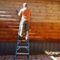 Johnson Historical Log Home Repair