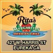 Rita's Margaritas & Mexican Grill - Harris Street - Online Ordering Avail