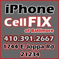 iPhone Cell Fix Of Baltimore