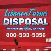 Lebanon Farms Disposal