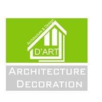 D'ART, Architecture d'intérieur et de Décoration
