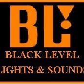 BLACK LEVEL pro Lights and Sounds