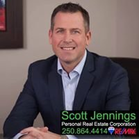 Scott Jennings Personal Real Estate Corporation Re/max Kelowna 250.864.4414