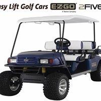Easy Lift Golf Cars