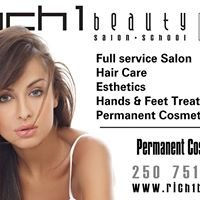Rich 1 Beauty Salon & MediSpa