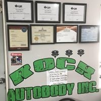 Rock Autobody Inc