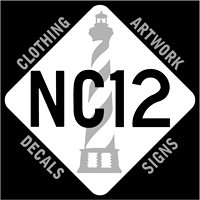 NC12 Shirts, Signs & Vinyl Decals