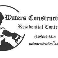 Waters Construction LLC