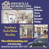 Pikesville Remodeling
