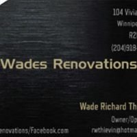 Wades Renovations - page