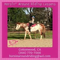Horsin' Around Riding Lessons