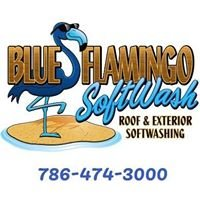 Blue Flamingo Softwash