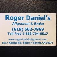Roger Daniels Allignment & Brake