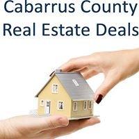 Cabarrus County Real Estate Deals