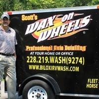 Scott's Wax on Wheels