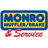 MONRO muffler brake service