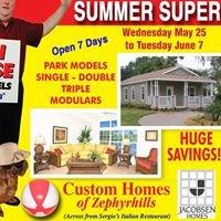 Custom Quality Jacobsen Homes of Florida